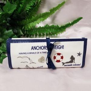 Brighton Anchors Aweigh Nautical Jewelry Organizer
